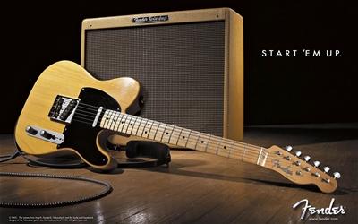 Cách chọn mua đàn electric guitar Fender