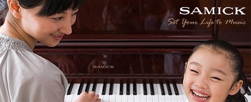 Đàn piano Samick