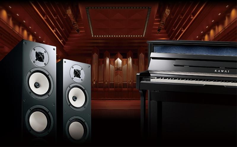 Đàn Piano Kawai CS-X1