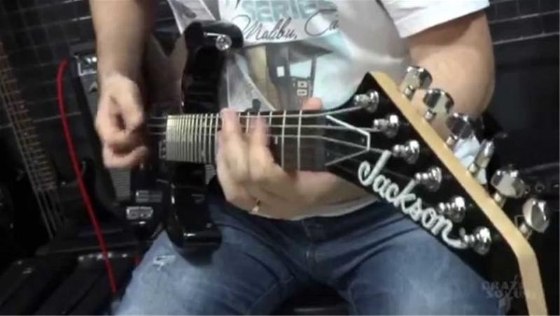 đàn guitar jackson
