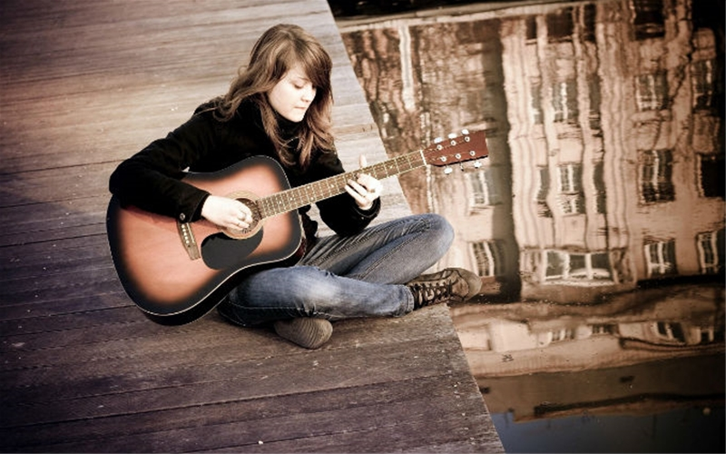 Một vài lời khuyên cho người mới chơi đàn Guitar acoustic