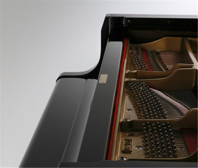 thùng đàn piano