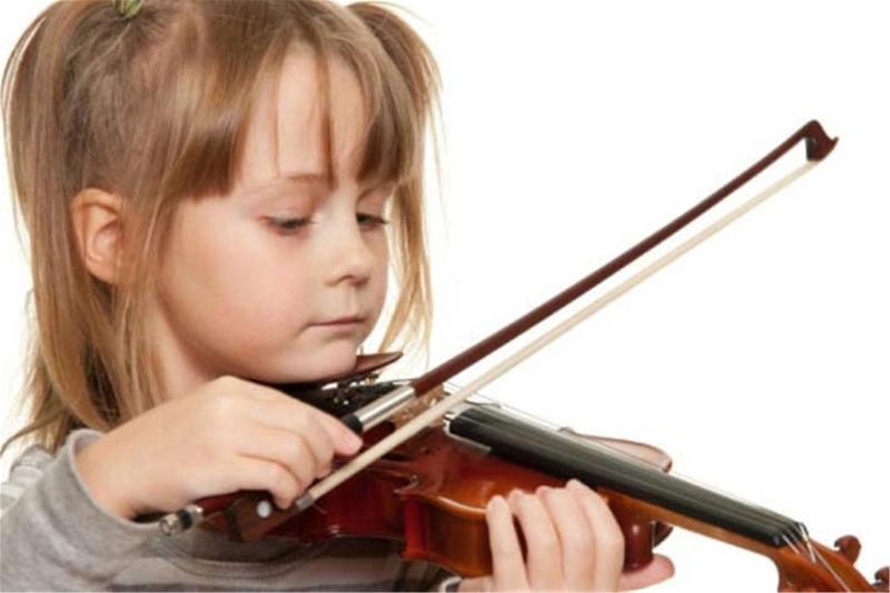 đàn violin trẻ em