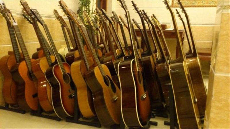 Hướng dẫn chọn mua đàn guitar cũ