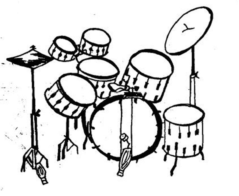 trống jazz