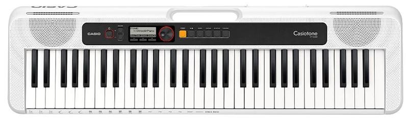 đàn organ casio ct-s200 màu trắng