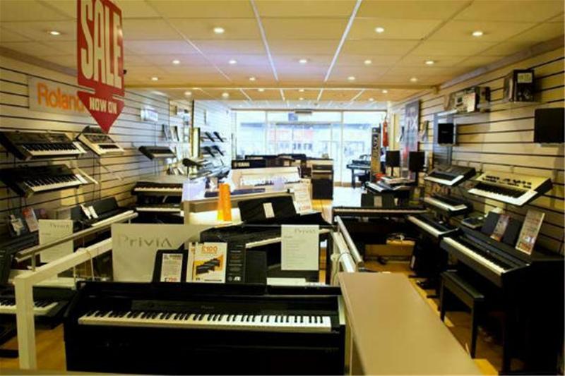 giá 1 cây đàn piano điện mới là bao nhiêu