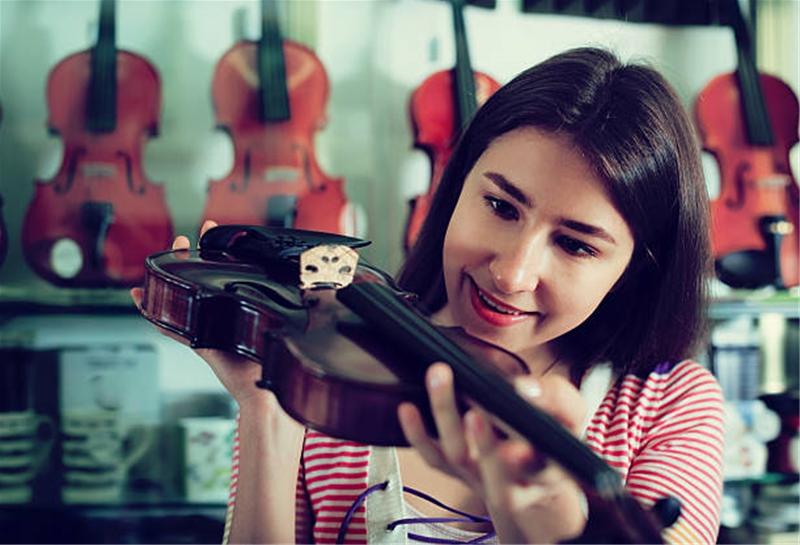 chọn đàn violin cho người mới bắt đầu