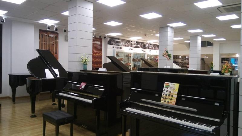 Giá một cây đàn piano chất lương bao nhiêu tiền