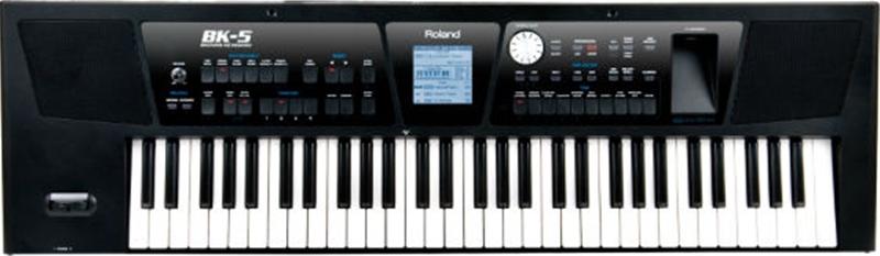 đàn organ roland bk5