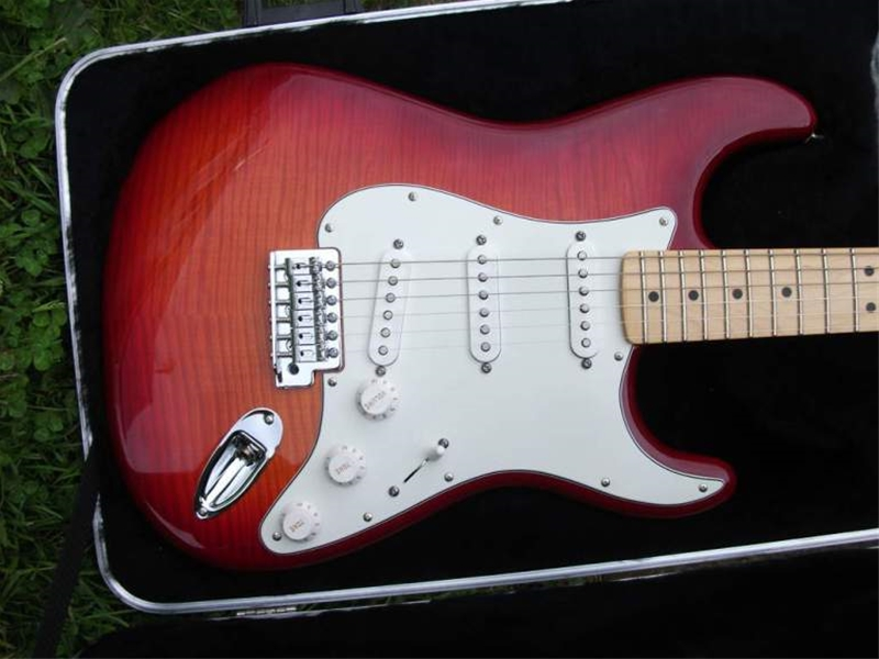 Stratocaster Plus Top