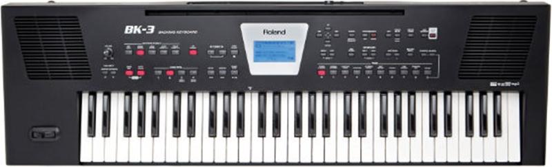 đàn organ roland bk3
