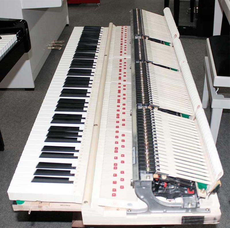phím đàn piano kawai gl-10