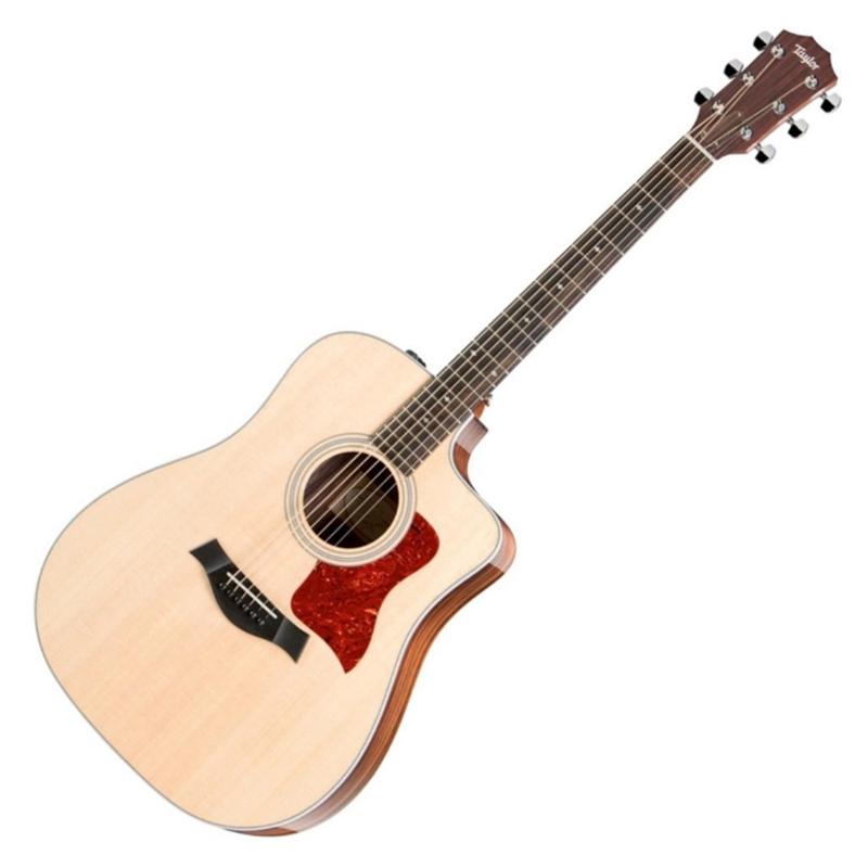 Đàn guitar acoustic electric Taylor 210ce-DLX