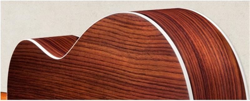 Đàn guitar làm từ gỗ Rosewood