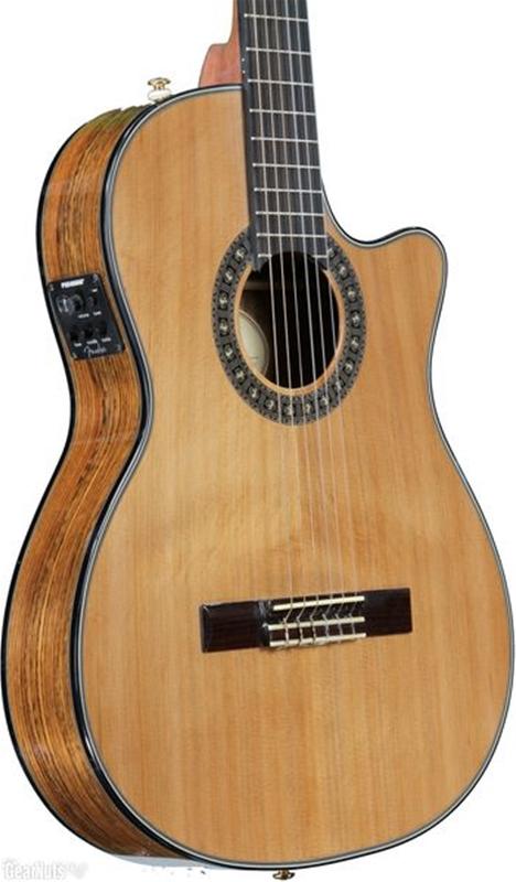 guitar Fender CN – 240SCE thinline