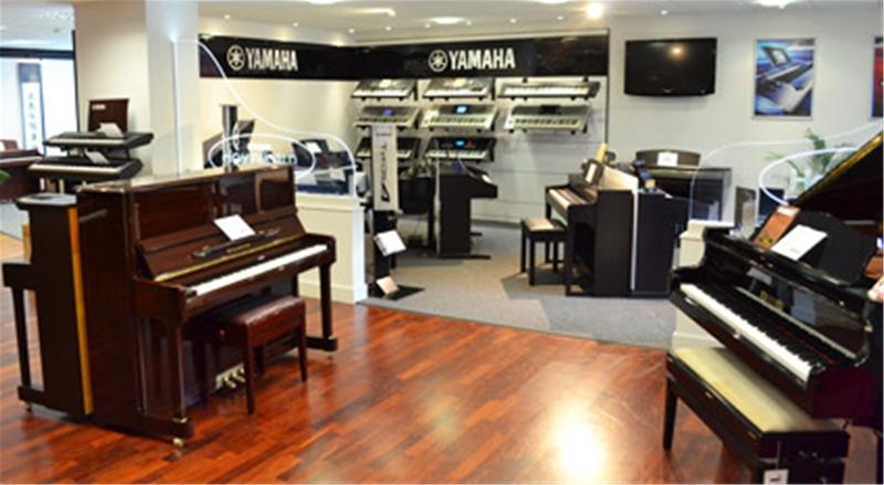Đàn piano điện clavinova mua ở đâu