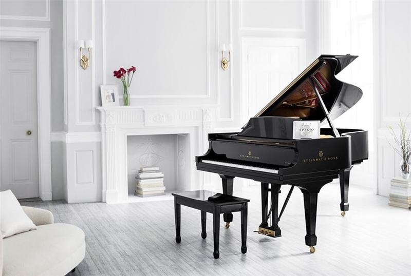 Spirio-Đàn piano chơi nhạc tự động của Steinway&Sons