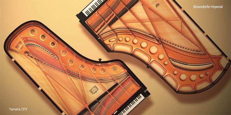 âm thanh piano điện Yamaha CLP-675
