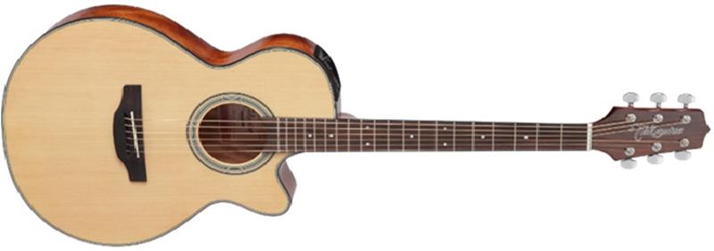 guitar takamine có Finger