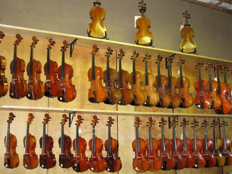 đàn violin rẻ nhất là bao nhiêu