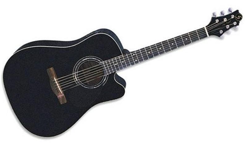 Đàn Acoustic Guitar Samick D1CE