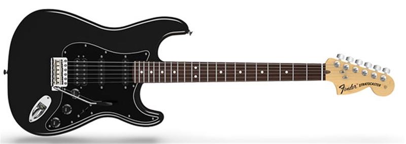 Đàn Guitar Điện Fender American Special Stratocaster® HSS