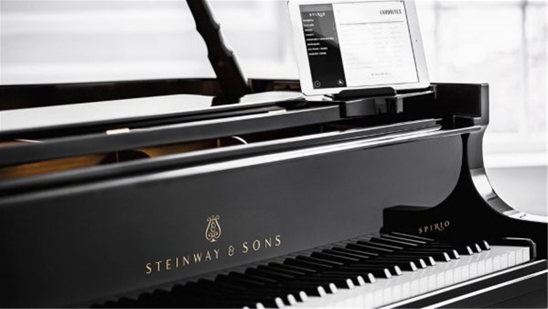 grand piano Steinway & Sons B-211