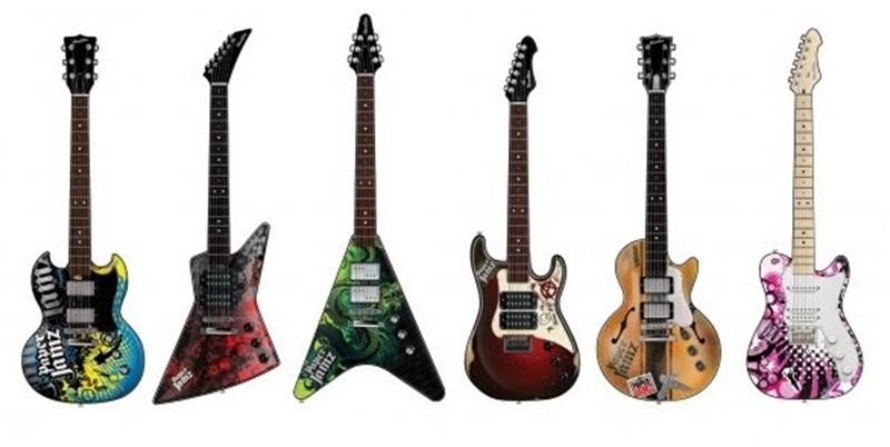 hướng dẫn chọn mua đàn guitar điện