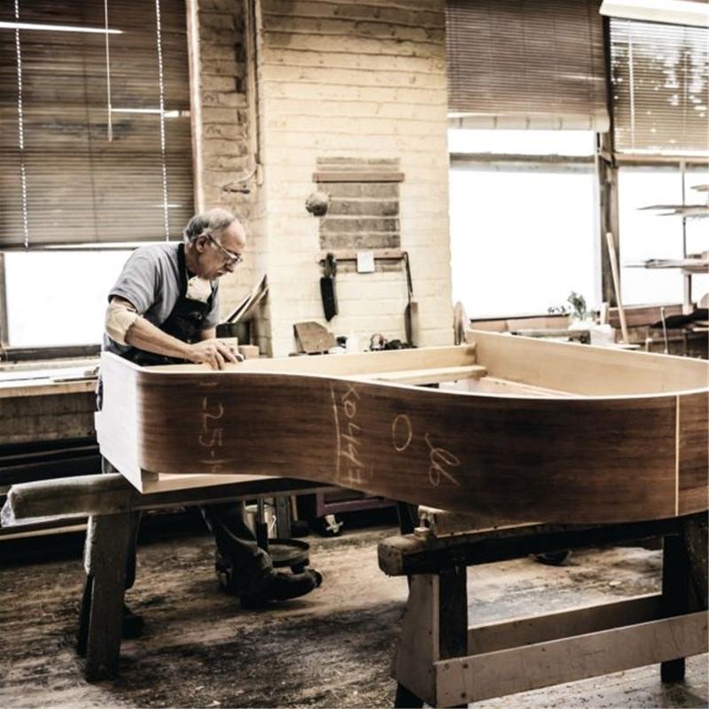 đàn grand piano Steinway & Sons B-211