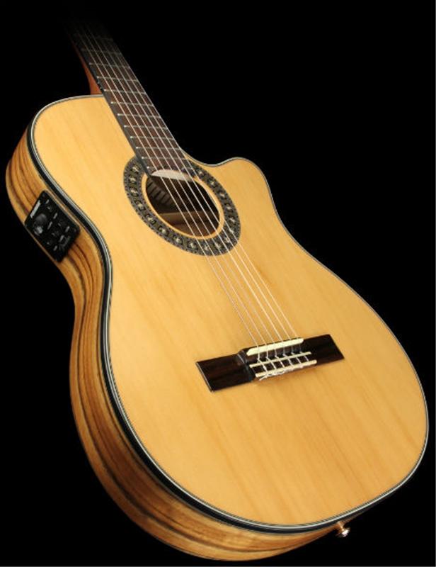 đàn guitar Fender CF-240SCE
