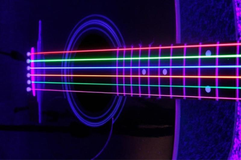 đàn guitar có mấy dâ