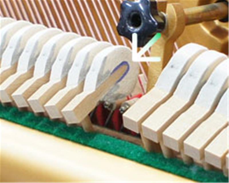 dây đàn piano yamaha u3a