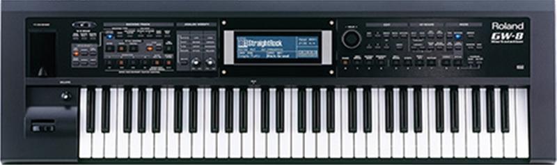 Đàn organ Roland GW-8