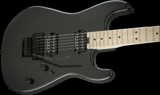 Charvel Pro-Mod San Dimas Hh Fr, Metallic Black