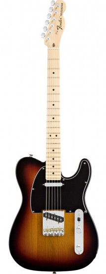 Fender American Special Telecaster®, Maple Fingerboard, 3-Color Sunburst