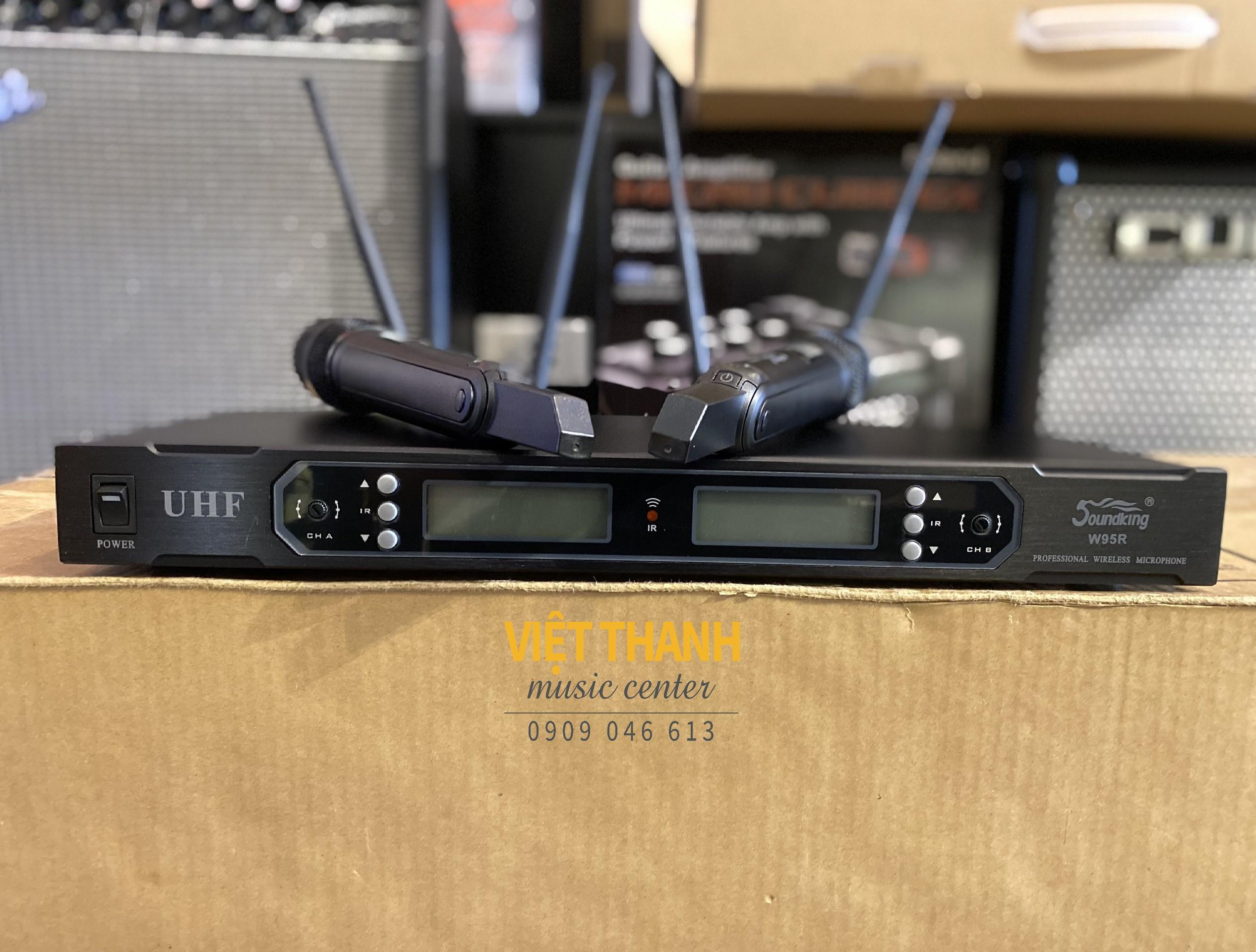 SOUNDKING W95R-TH