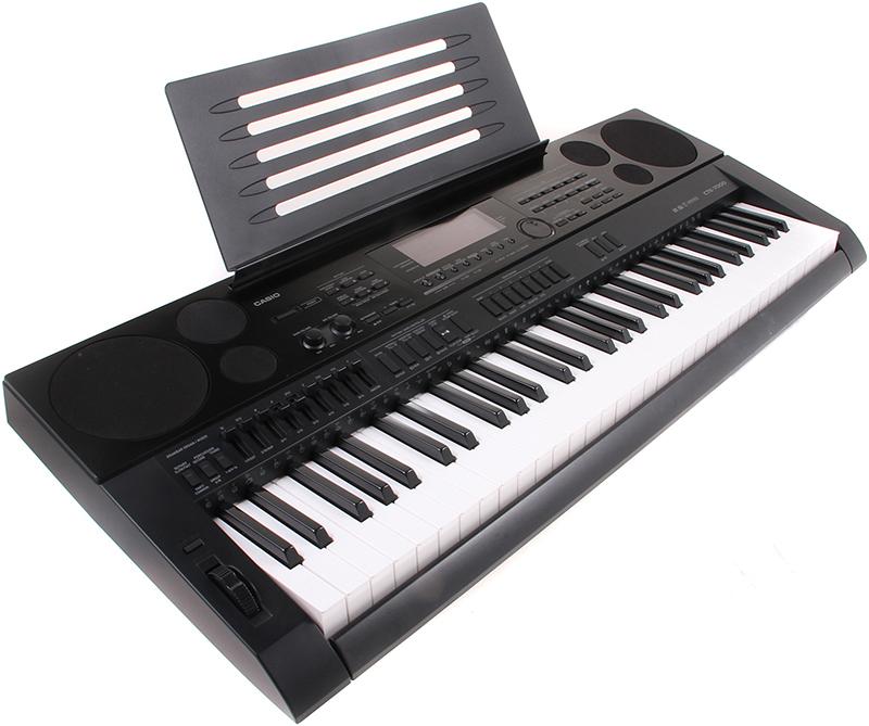 đàn organ casio ctk-7000