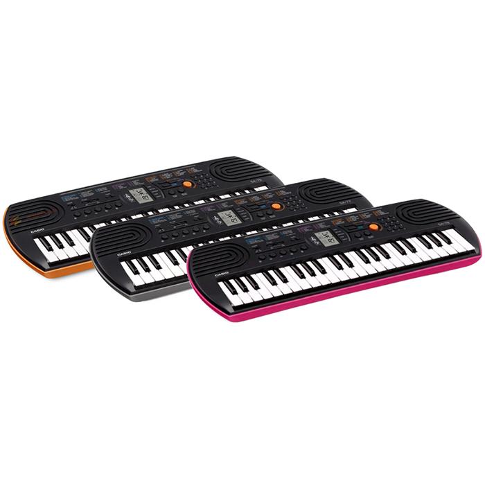 Dan Organ Mini CASIO SA 76 77 78