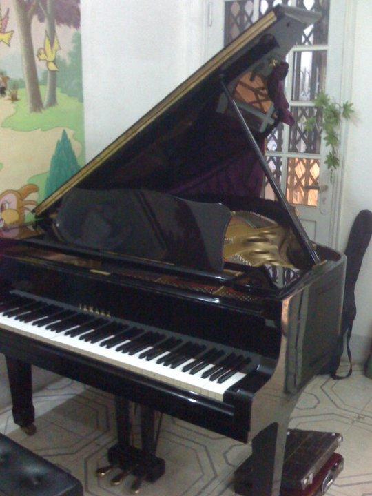 Đàn Grand Piano Yamaha C3A