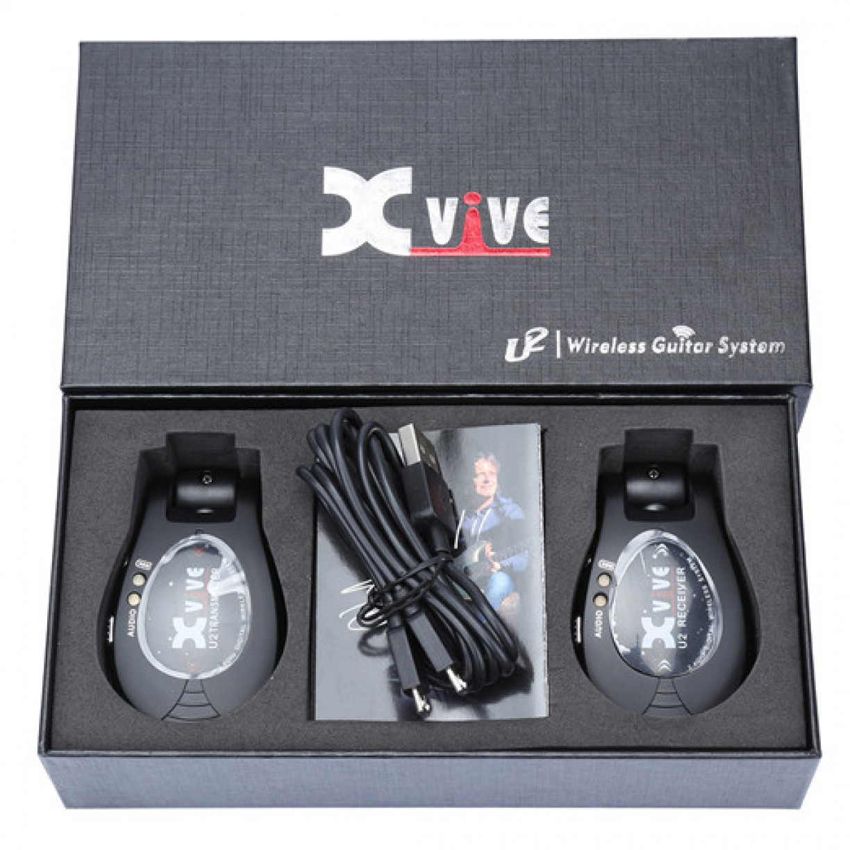 Xvive U2 - Bộ kết nối không dây cho nhạc cụ