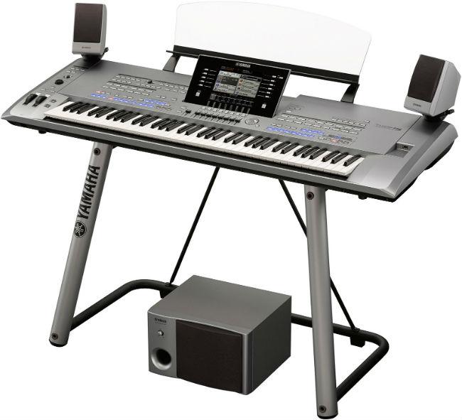 đàn organ Yamaha Tyros5-76