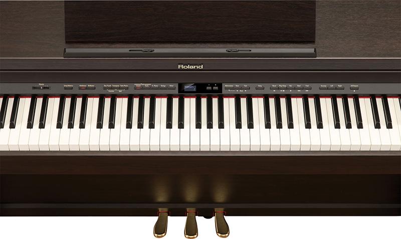 Bán Đàn Piano Điện Roland HP-503 Chính Hãng Nhập Từ Nhật, Giá Tốt