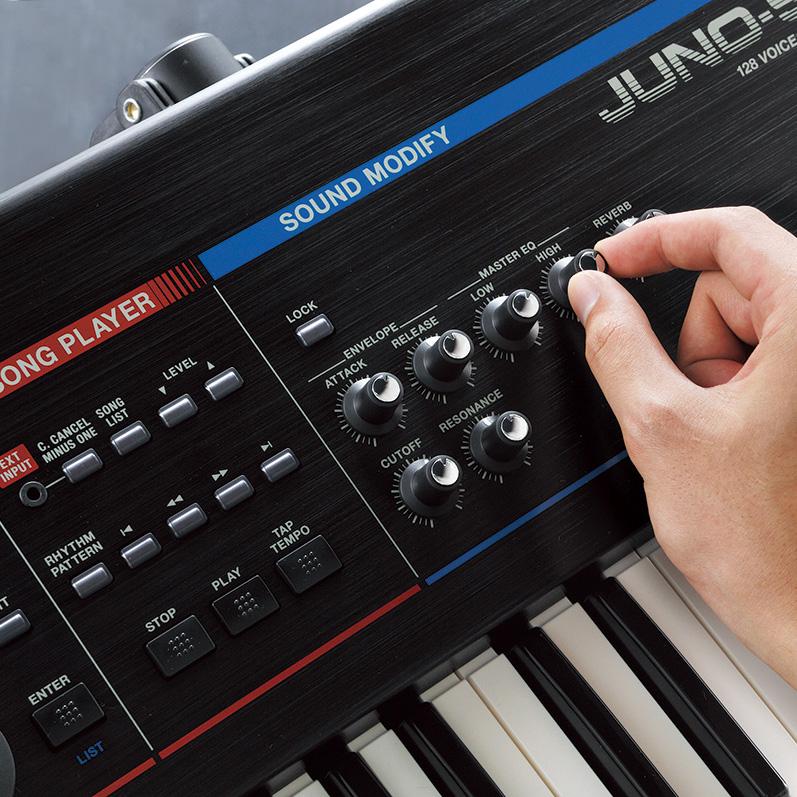 Ban Dan Organ Roland Juno Stage Nhat Khau Tu Nhat Ban Gia Tot