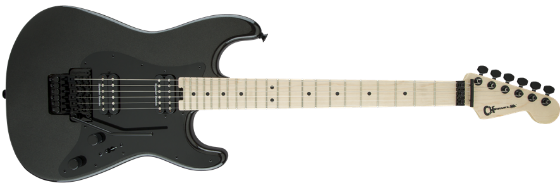 Charvel Pro-Mod So Cal Hh Fr, Metallic Black