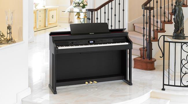 piano điện casio ap650