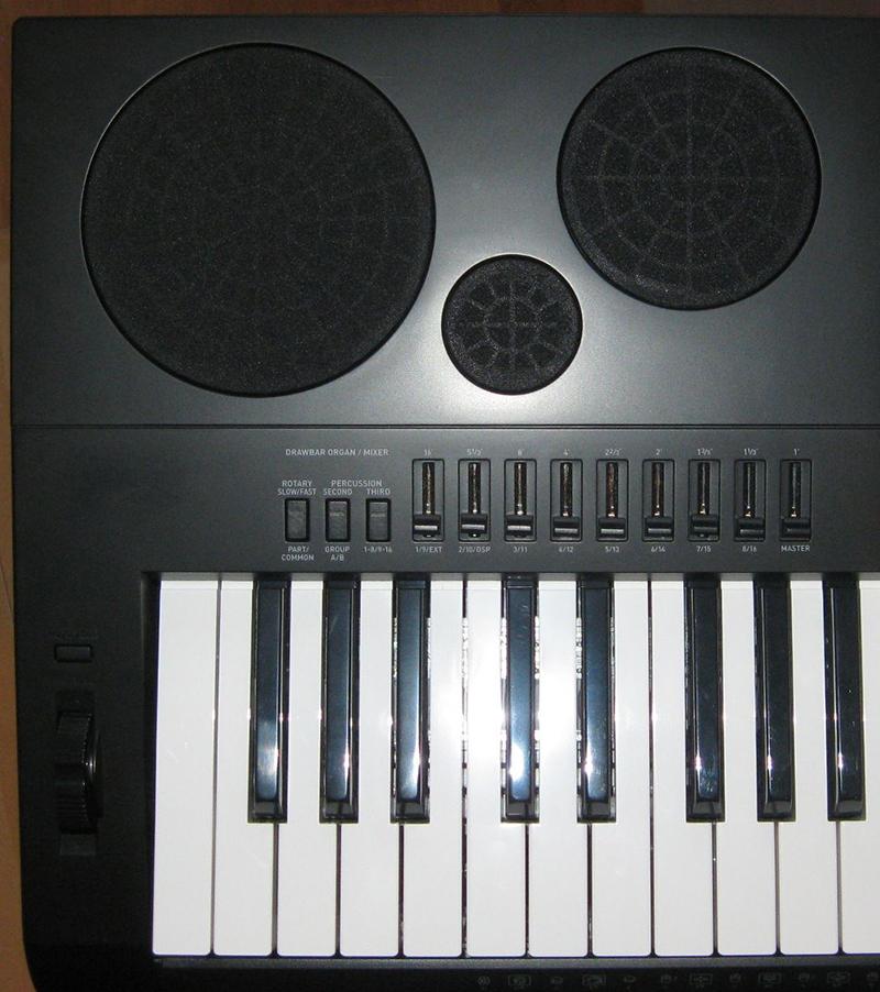 Casio WK-7600