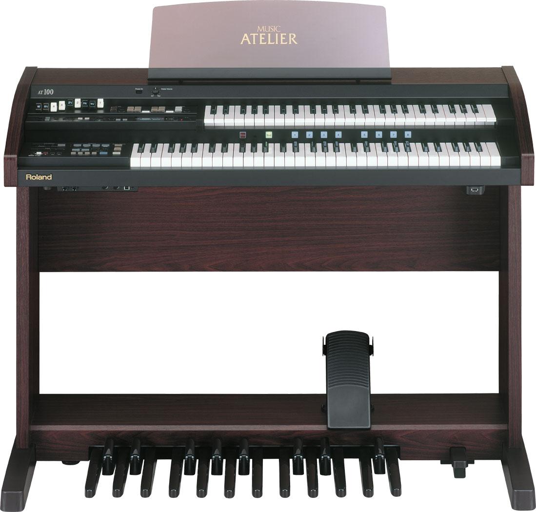 đàn organ Roland AT-100