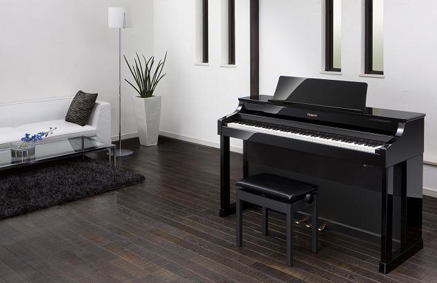 Bán Đàn Piano Điện Roland HP-305 Chính Hãng Nhập Từ Nhật, Giá Tốt