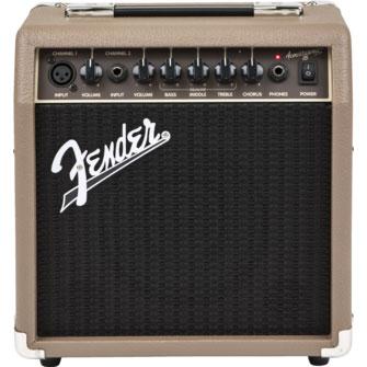 Fender ACOUSTASONIC 15 230V EU DS